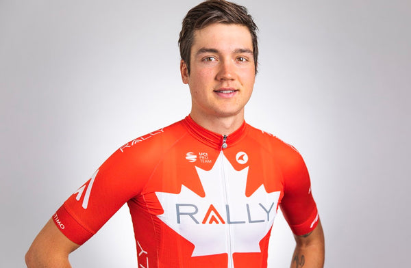 Livestream Replay: Rally Cycling's Adam de Vos