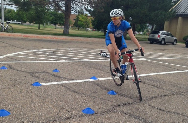 Drills to improve your bike handling