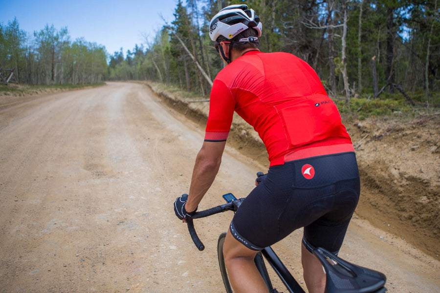 8 Tips for Riding a Road Bike on Dirt