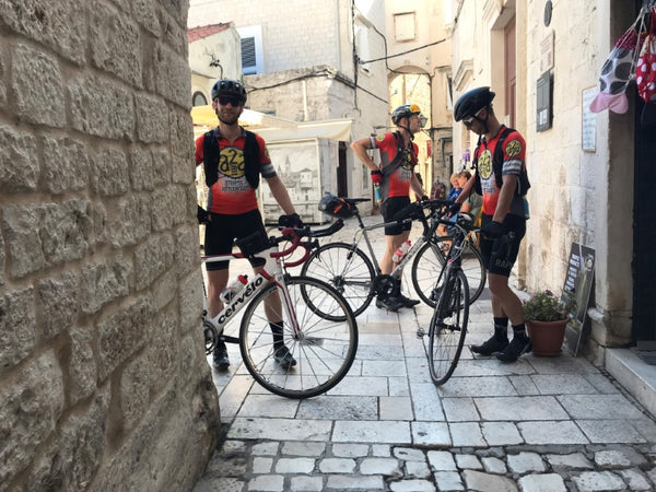 Day 10: Split to Zadar: Getting our Groove Back