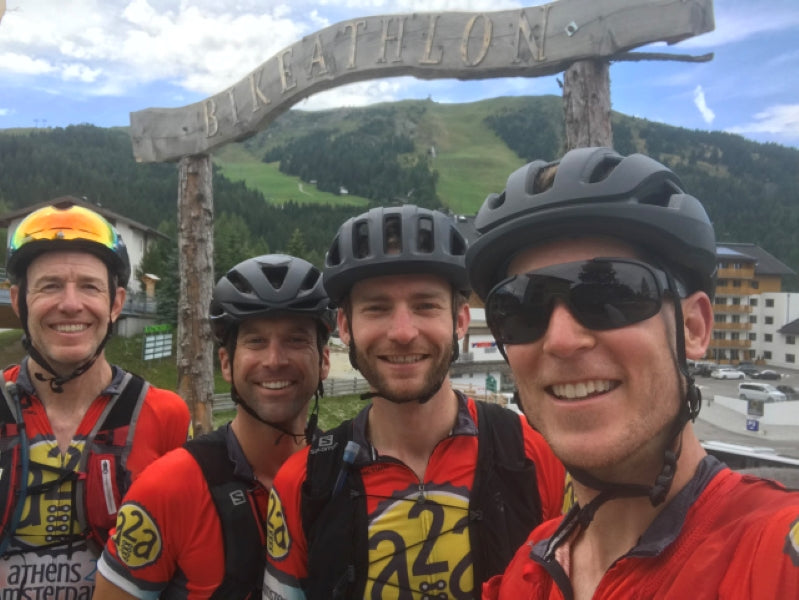 Day 14: Villach to Mauterndorf: One epic climb