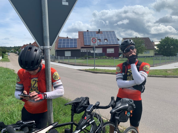 Day 17: Mainburg to Bad Mergentheim