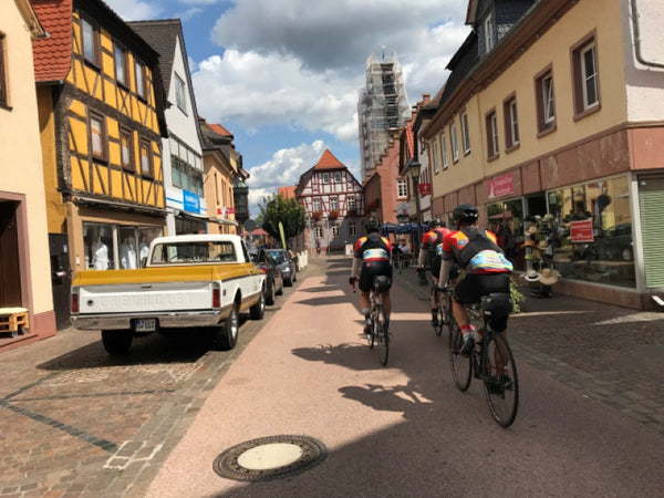 Day 18: Bad Margentheim to Mainz