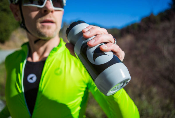 How to Properly Hydrate When Cycling