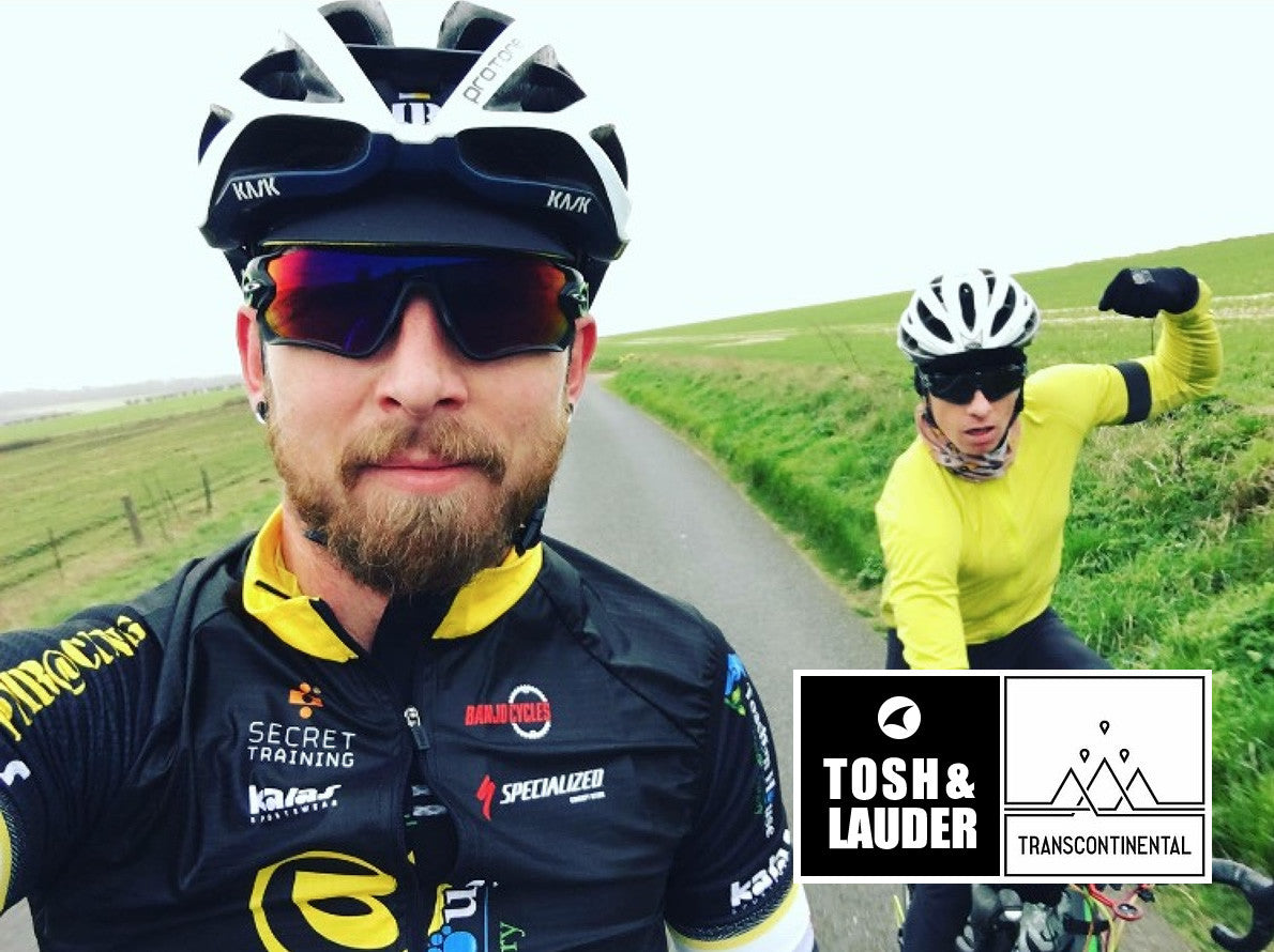 TCR05: Tosh & Lauder and One of the Toughest Cycling Events in the World