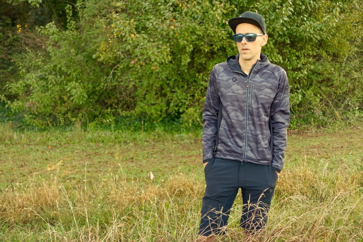 Review: Pactimo Ridgeline Softshell Hoodie - Singletracks