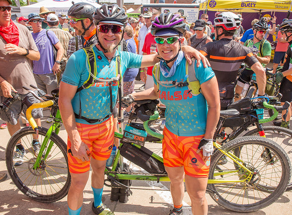 Surviving DKXL - The 350-mile Dirty Kanza!