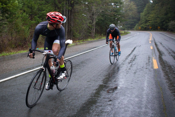 Bike Handling Tips for Wet Conditions