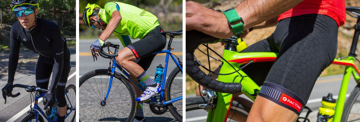 12-Hour Cycling Bibs for Men