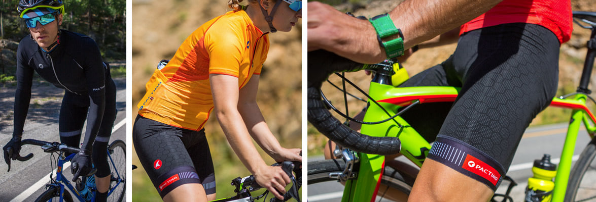 12-Hour Cycling Bibs for Men and Women
