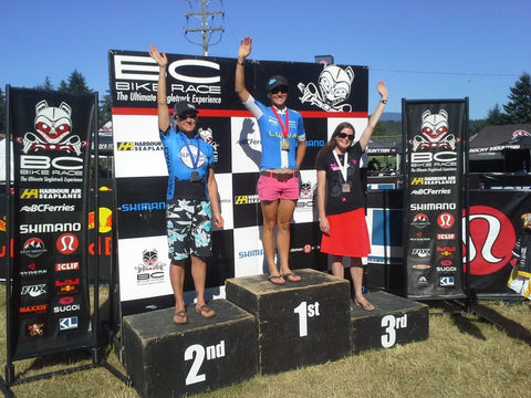 Alp Cycles Podium