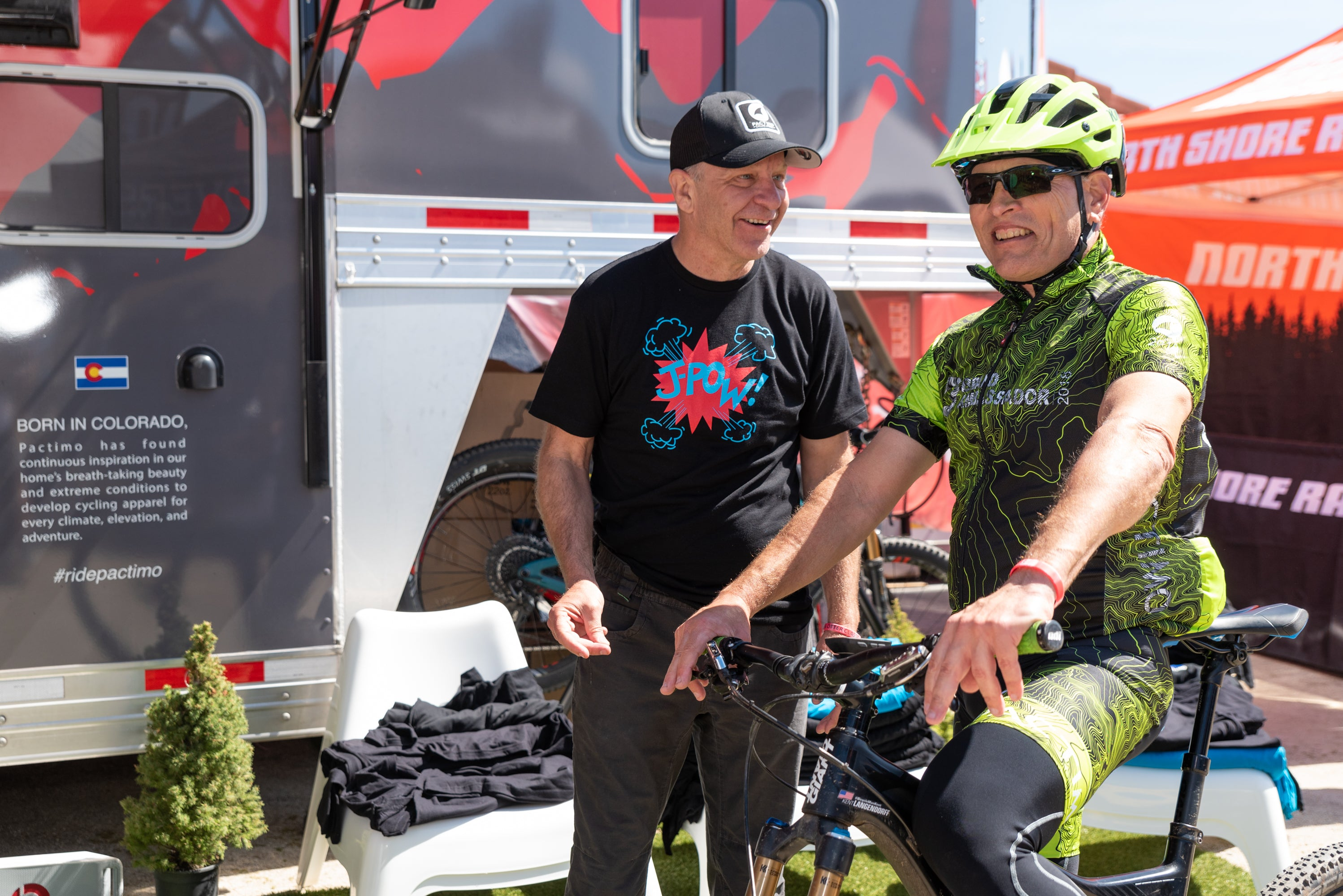 Pactimo at Sea Otter Classic 2019