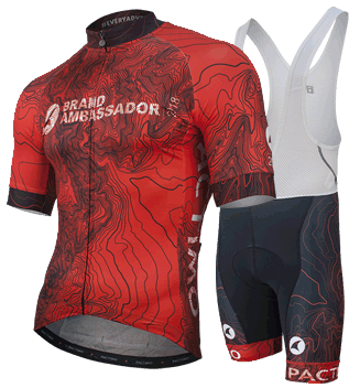 2018 Brand Ambassador Cycling Kit