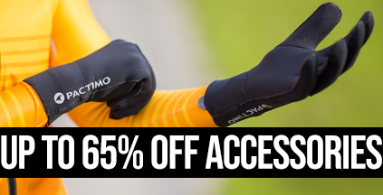 Up to 65% Off Cycling Accessories