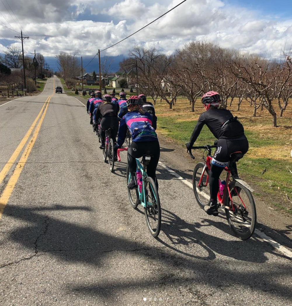 ALP Cycles Coaching Ride