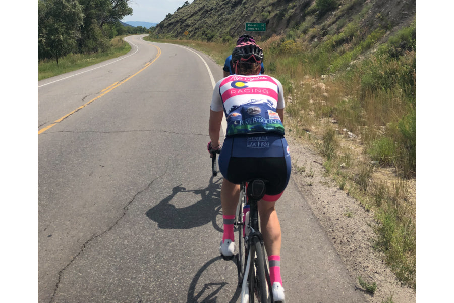 ALP Cycles Coaching Tour of Colorado Last Day