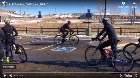 ALP Cycles Coaching Training Video