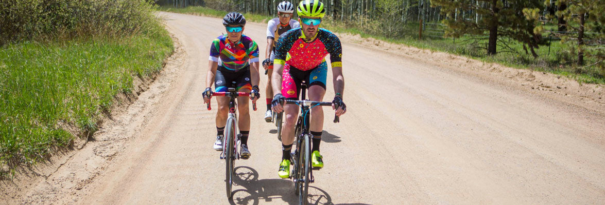 Artist Series Cycling Kits for Men & Women