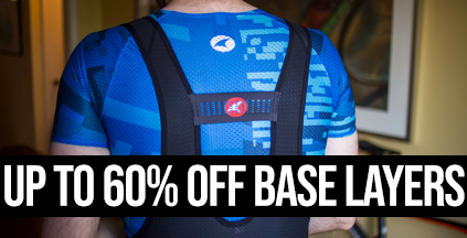 Up to 60% Off Cycling Base Layers