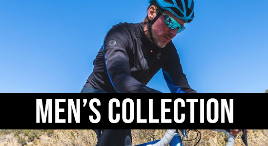 30% Off Men's Cycling Clothing Collection