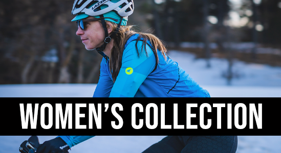 30% Off Women's Cycling Clothing Collection