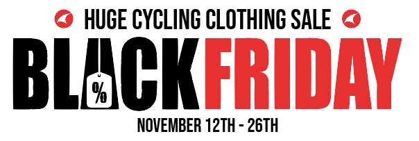 Huge Black Friday Cycling Clothing Sale