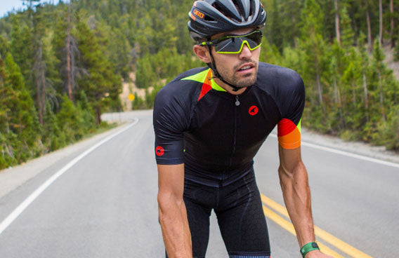 Cycling Jersey for Climbers