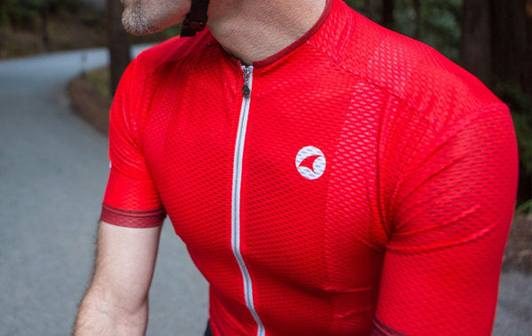 Cycling Jerseys for Climbers