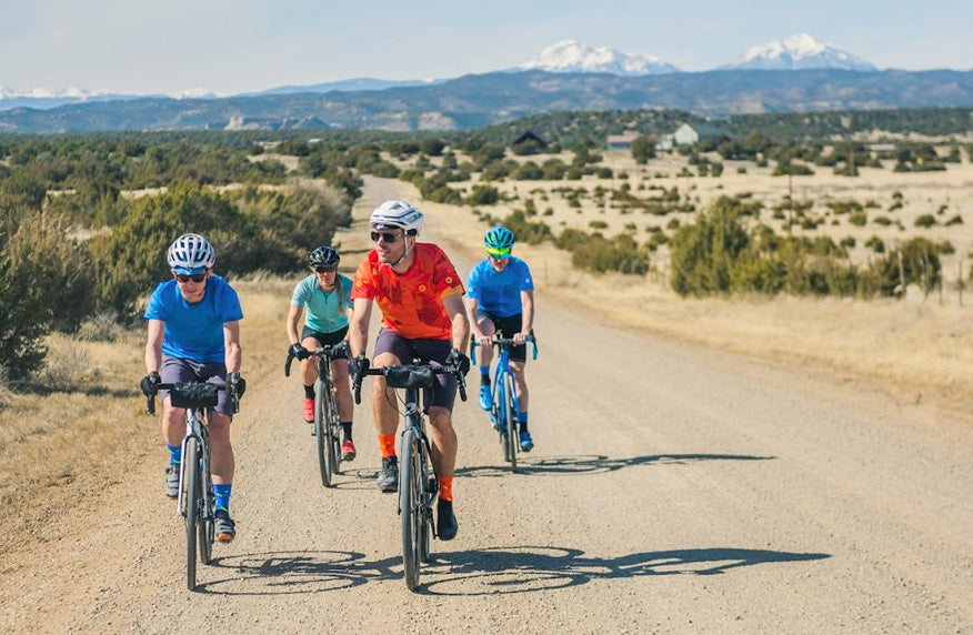 Tips for Riding Road Bike on Dirt