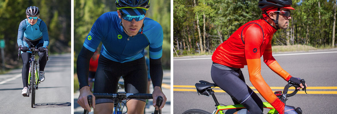 Autumn Cycling Clothing for Men & Women