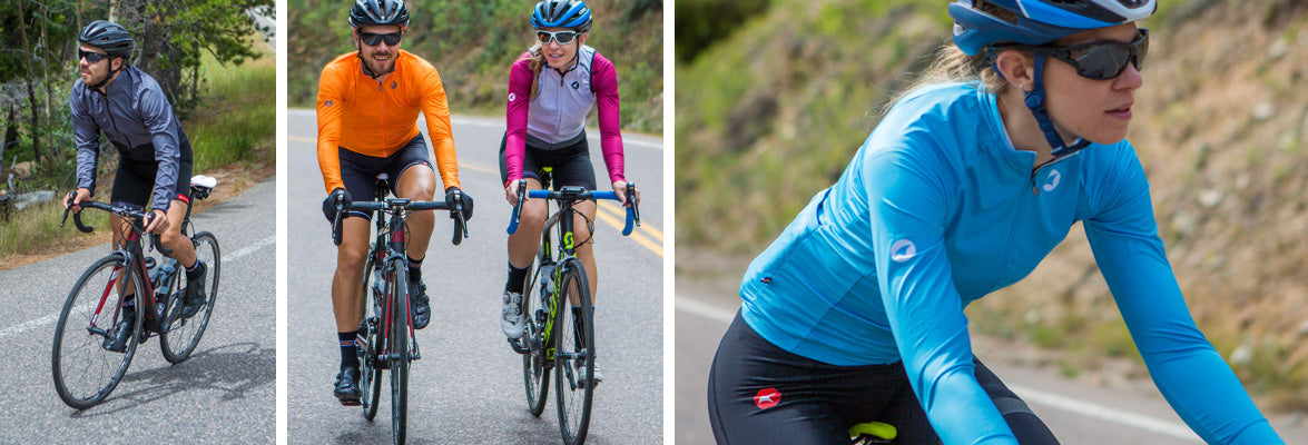 Fall Cycling Clothing Collection for Men & Women