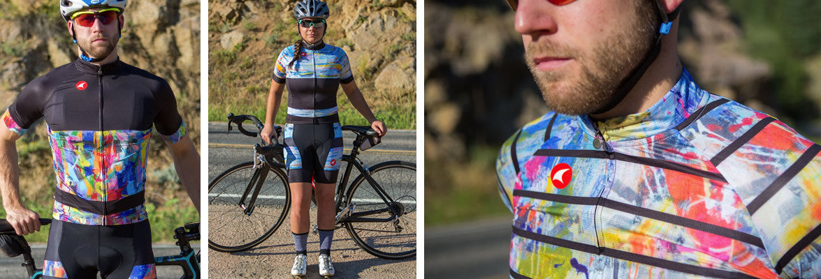 Joseph Conrad-Ferm cycling clothing