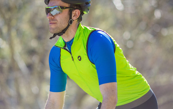 Flagstaff Reflective Cycling Vest