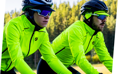 Black Friday Sale - Frigid Weather Cycling Clothing