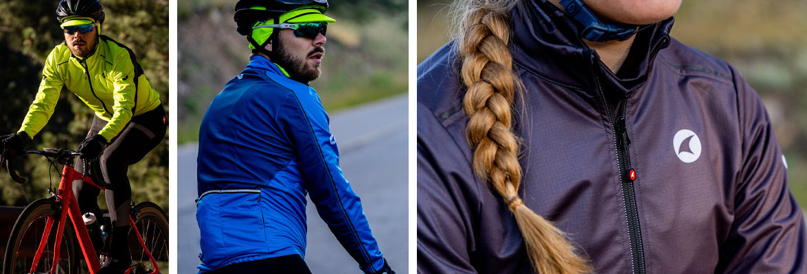 Cold Weather Cycling Clothing Collection