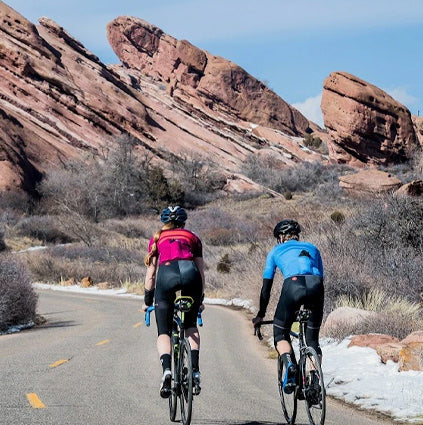 Discovering Red Rocks - Cycling Colorado