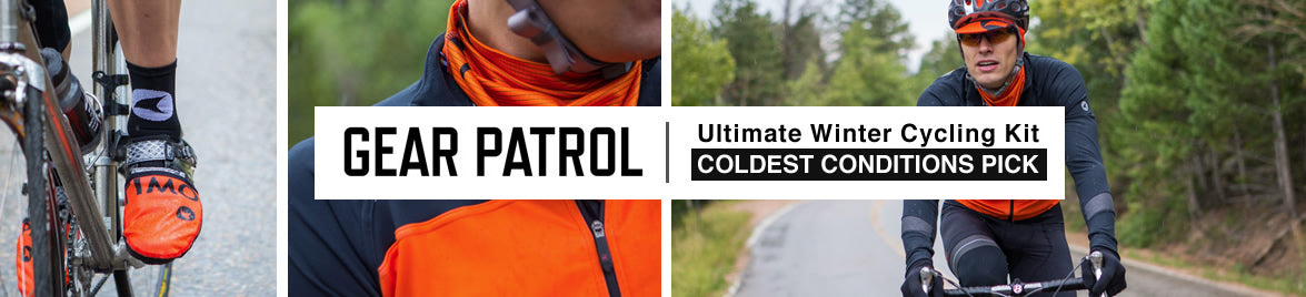 Gear Patrol Coldest Cycling Clothing Pick