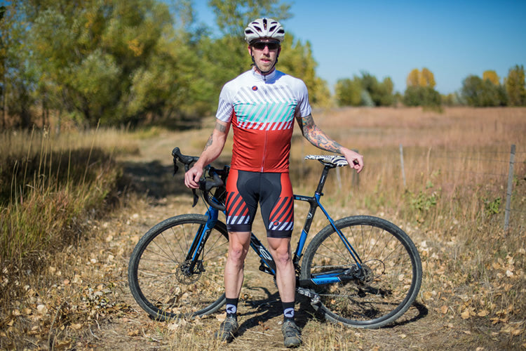 Leif Kruse Artist Series Cycling Kit