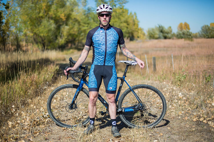 Gregory Klein Artist Series Cycling Kit