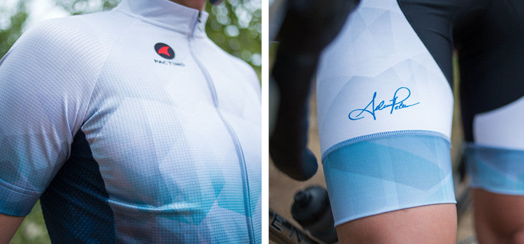 Arlene Pedersen Artist Series Cycling Kit