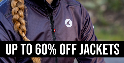 Up to 60% Off Cycling Jackets