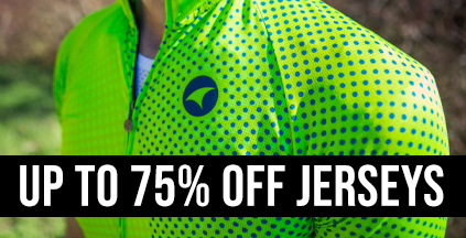 Up to 75% Off Cycling Jerseys
