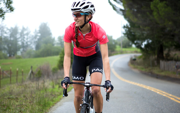 Ascent level pro cycling jerseys and shorts