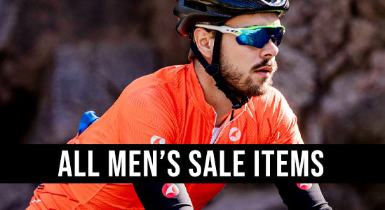 Men's Cycling Clothing On Sale
