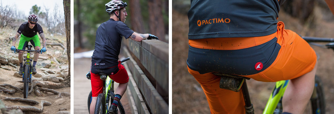 Men's Mountain Bike Clothing
