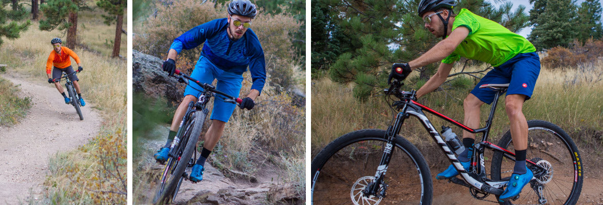 Mountain Bike Clothing for men & women