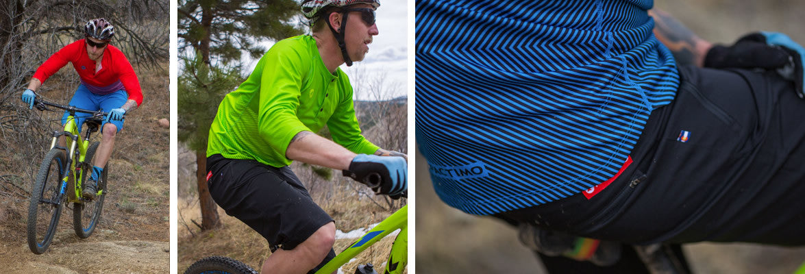 MTB kits for men