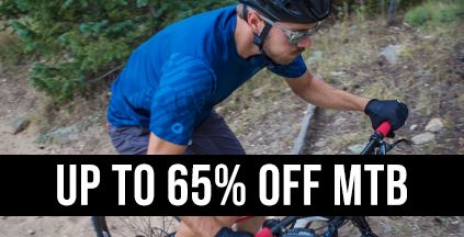 Up to 65% Off Mountain Bike Clothing