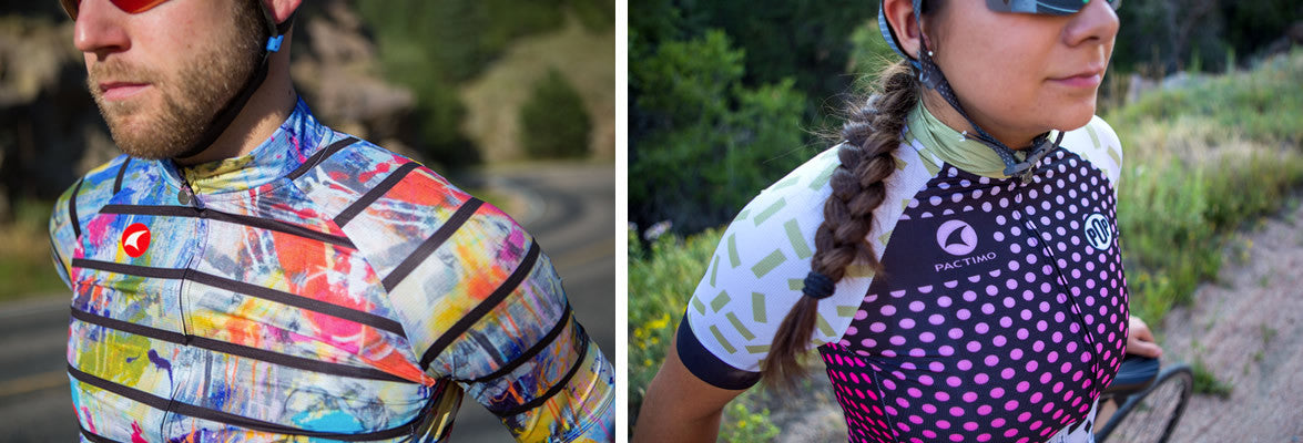 unique cycling kits for men and women