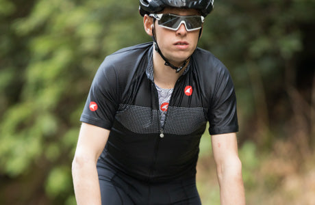 Ascent Pixel Cycling Jersey and Bibs for Men